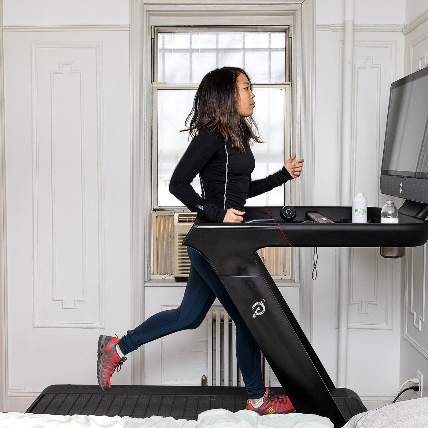 Peloton Tread review 5K training on a $4K treadmill The Verge