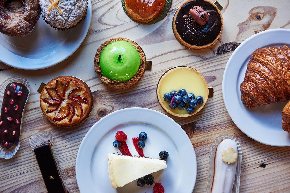 Bakery Lorraine's baked goods