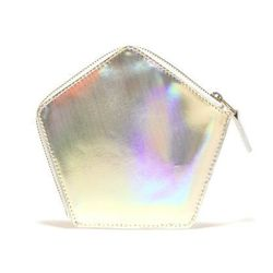 "Imago-a platinum 'Pento' wallet, <a href=""http://swords-smith.com/products/iamgo-a-penta-wallet-platinum"">$115</a>"