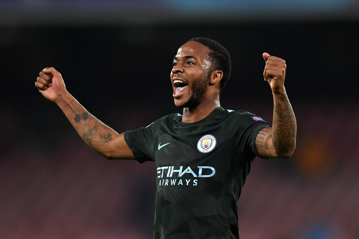 Raheem Sterling Is Living His Best Life At Manchester City