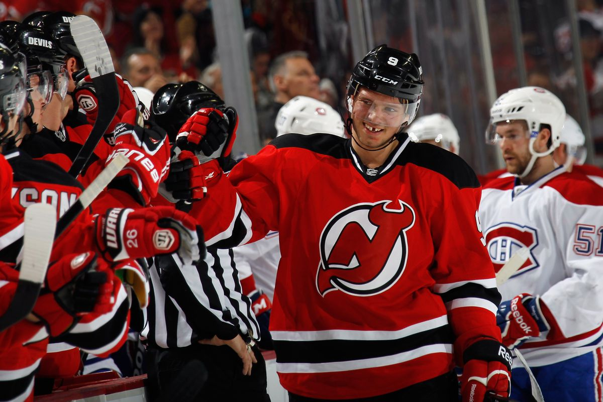 1fdf4d66d23 New Jersey Devils Hold On to Edge Montreal Canadiens 3-2 - All About ...