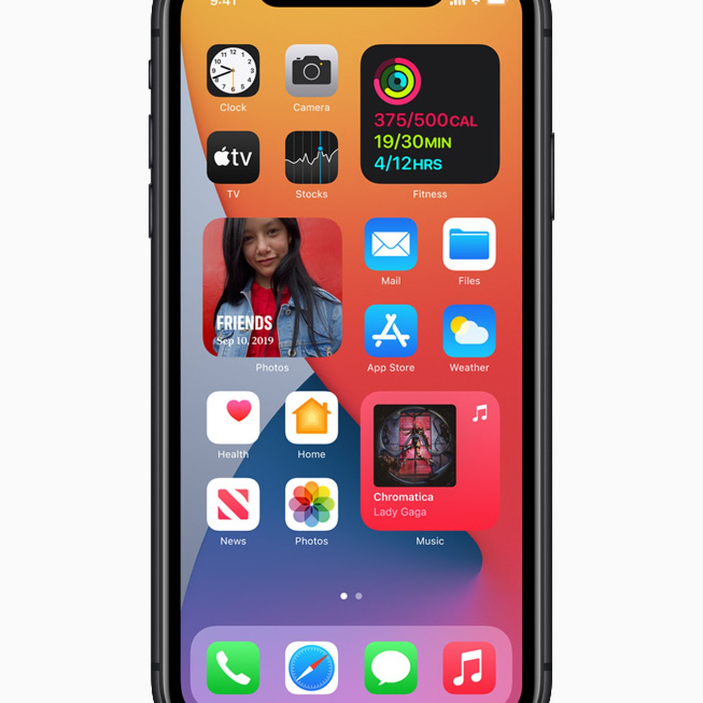 How To Personalize Your Iphone Ios 14 Home Screen With Widgets Vox