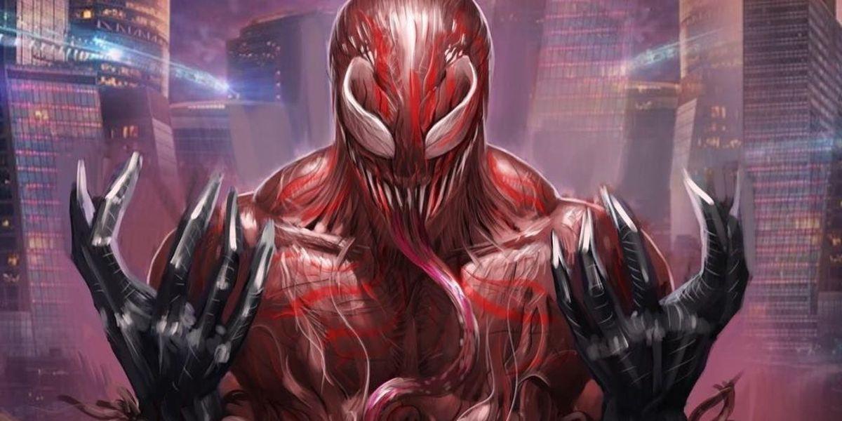 Toxin in marvel comics