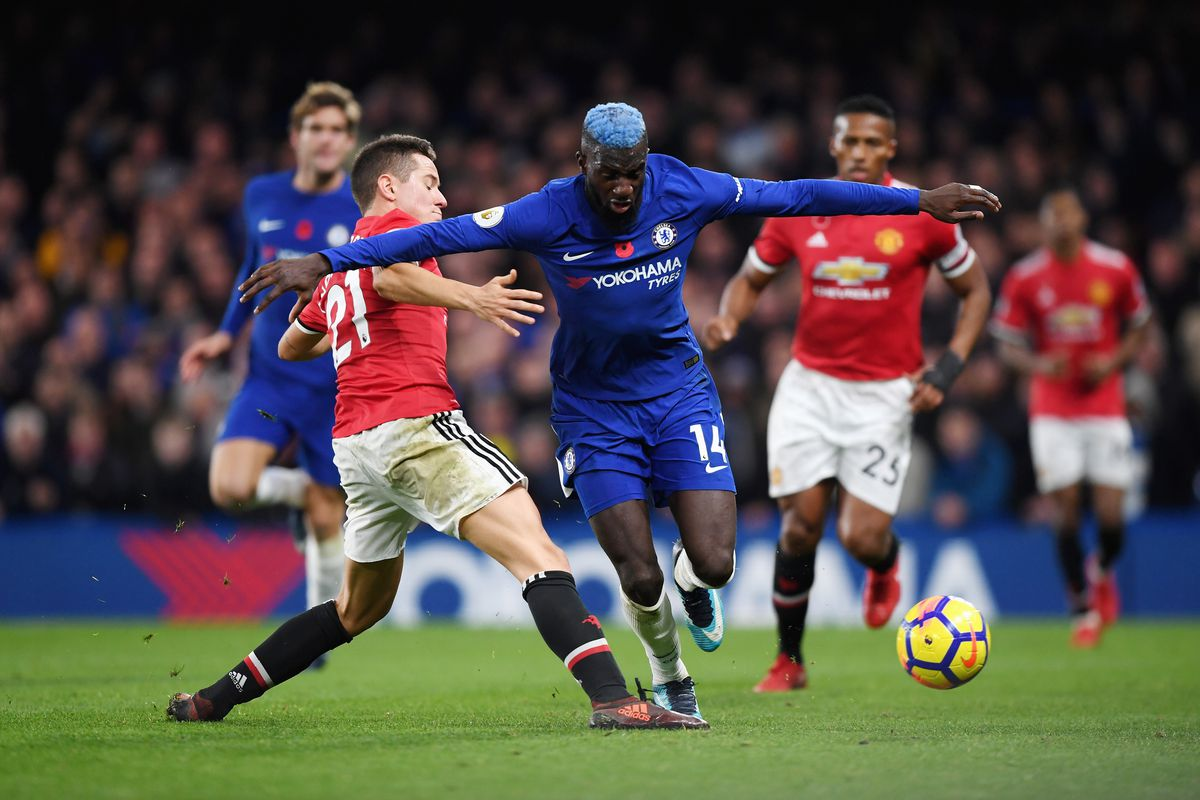 Tiemoue Bakayoko claims he is better than Chelsea teammate N'Golo Kante