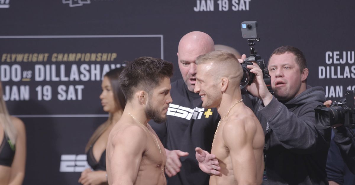 Morning Report: T.J. Dillashaw: I think it would be very dumb for Henry Cejudo not to fight Joseph Benavidez