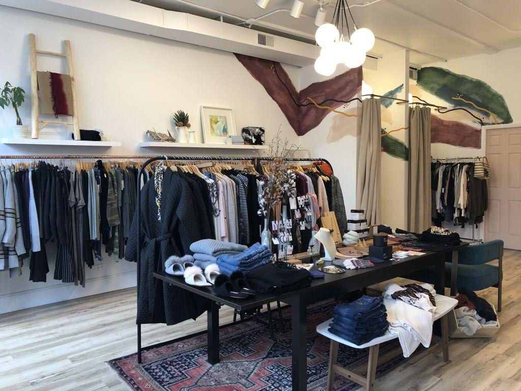 Capsule, a popular women's boutique | Ji Suk Yi for the Sun-Times