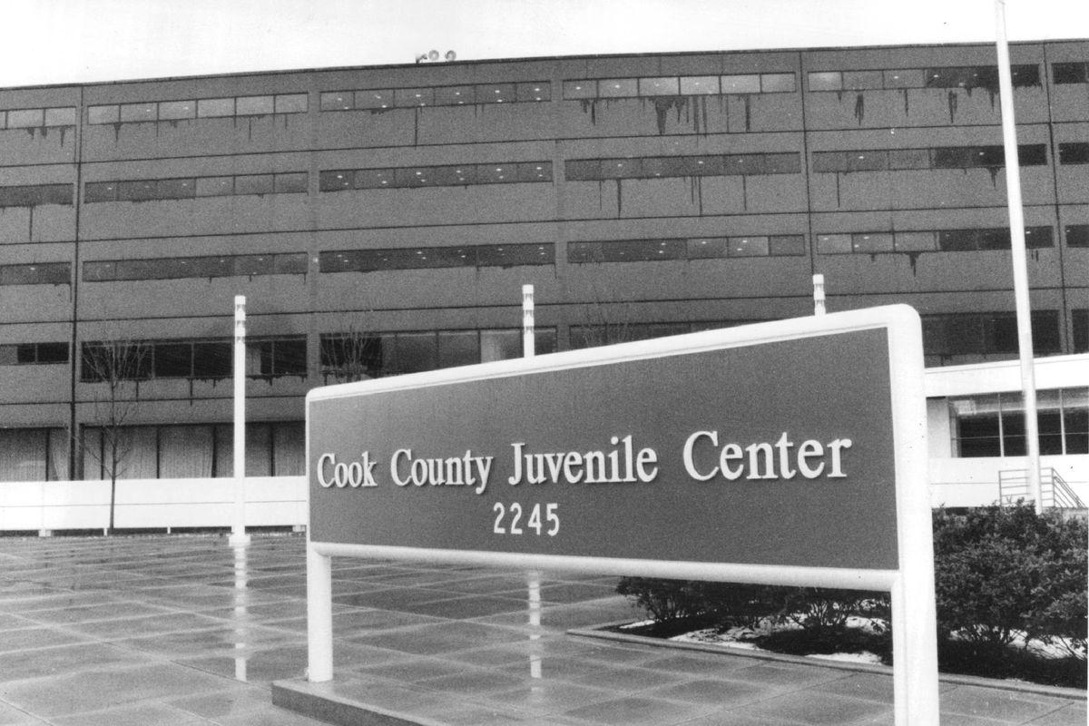 The Cook County Juvenile Center