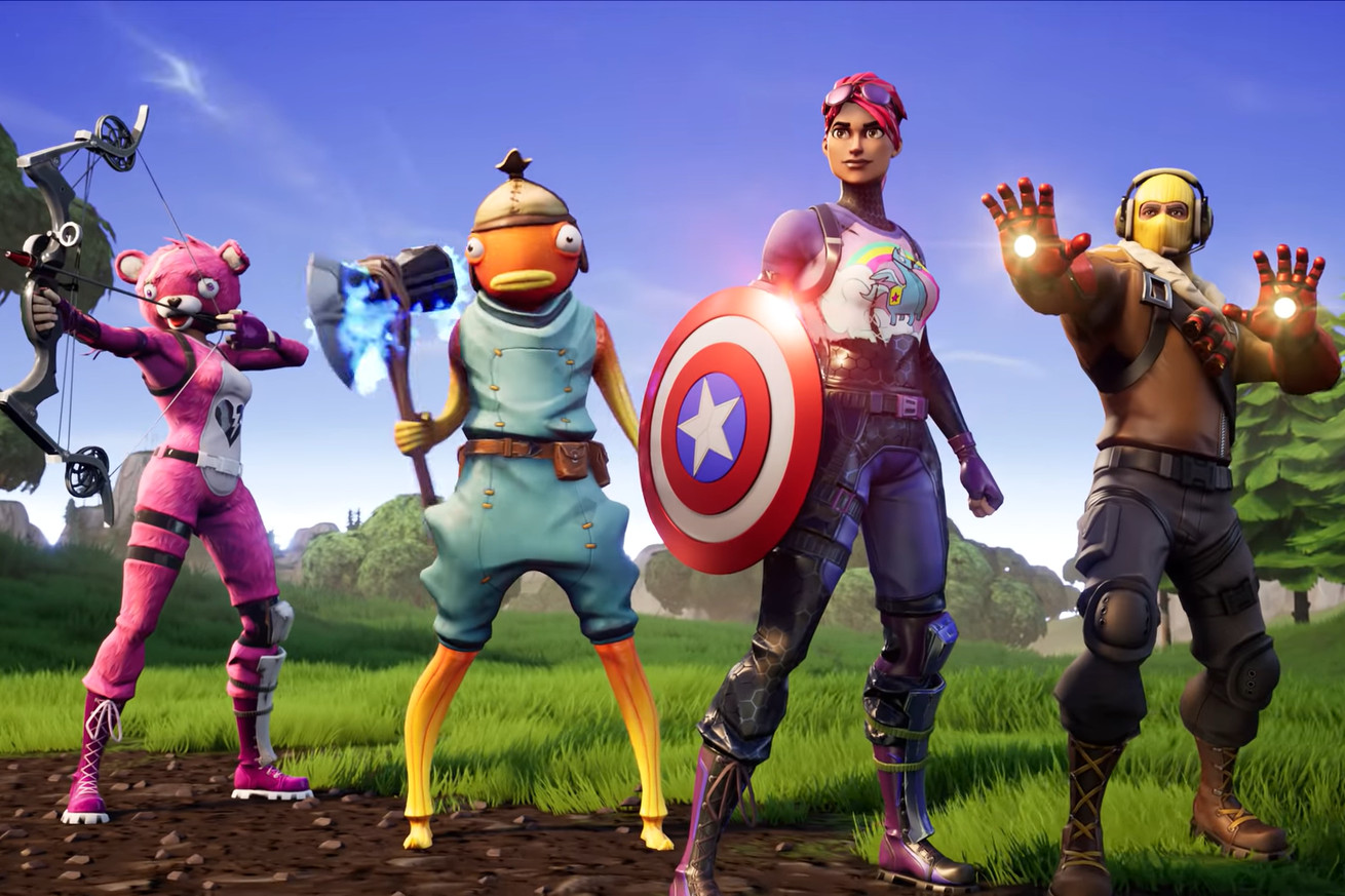 fortnite s second avengers crossover launches today
