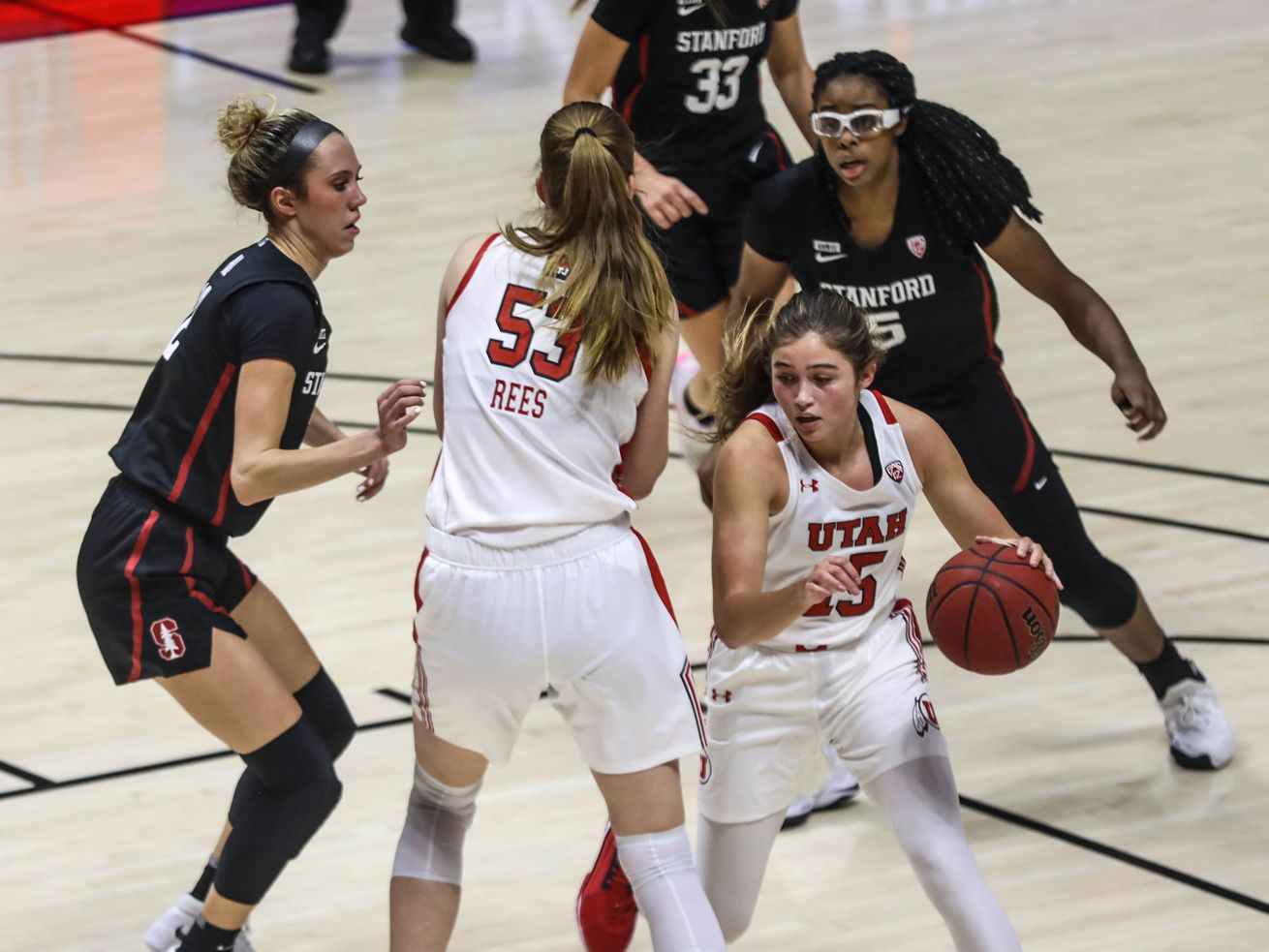 Utah women's basketball: Kiana Williams scores 18 as Utes fall to No. 1 Stanford