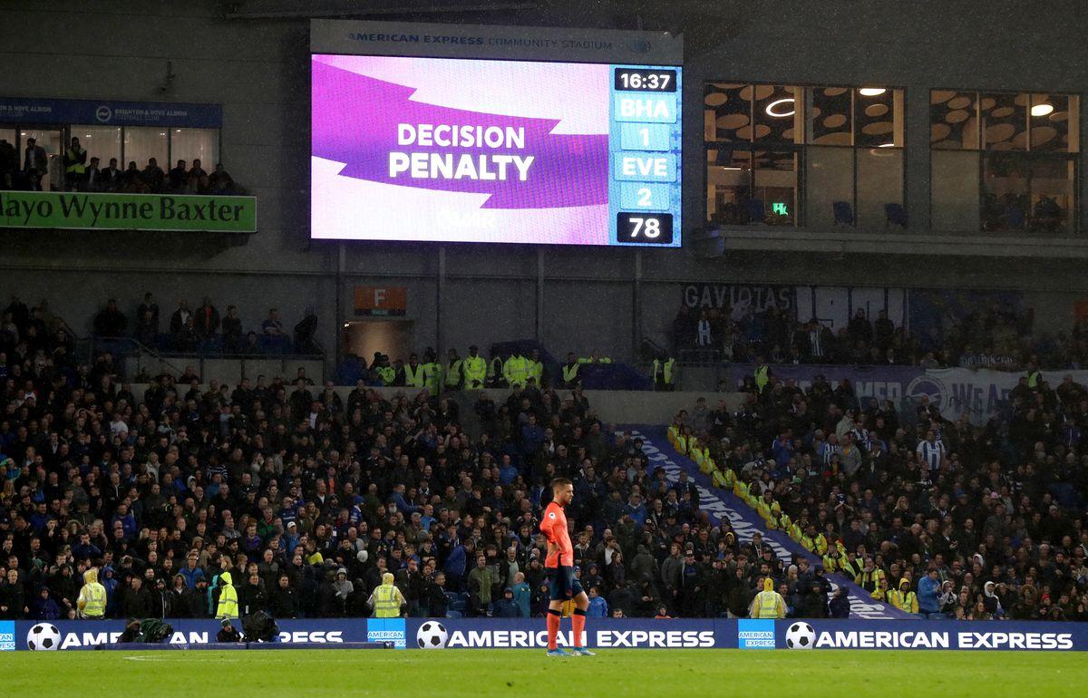 Brighton and Hove Albion v Everton - Premier League - AMEX Stadium