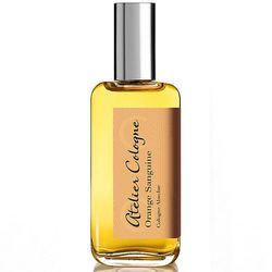 """<b>Atelier Cologne</b> Petit Cologne Orange Sanguine, <a href=""""http://www.stevenalan.com/PETITE-COLOGNE-ORANGE-SANGUINE/VEN_ALL_DEL1_VA-0101,default,pd.html?dwvar_VEN__ALL__DEL1__VA-0101_color=ORANGE#cgid=home-home-goods-apothecary&start=12&sz=12&frmt=aja"""