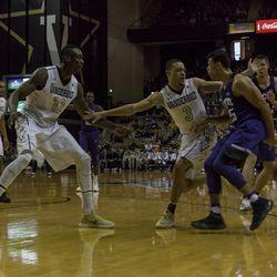 TCU Basketball at Vanderbilt, January 27th, 2018