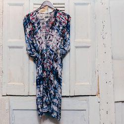 """<b>H Fredriksson</b> Zip Dress, <a href=""""http://www.internationalplayground.com/women/h-fredriksson-long-lisa-dress-poster.html"""">$378</a>"""