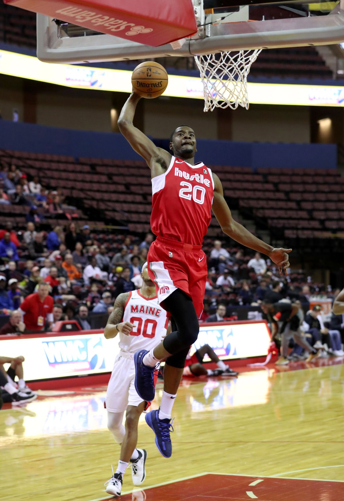 Maine Red Claws v Memphis Hustle