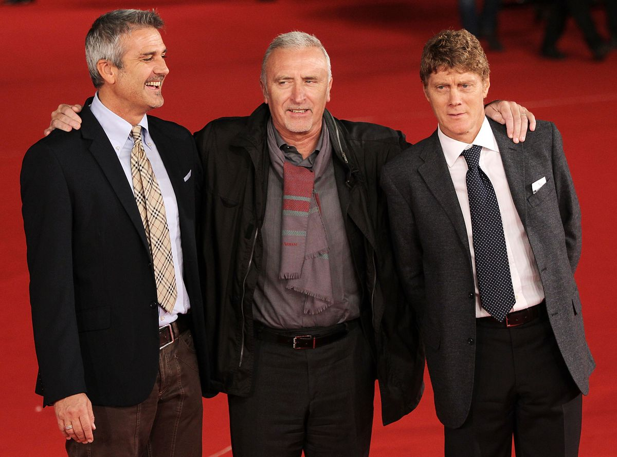 """11 Metri"" Premiere - 6th International Rome Film Festival"