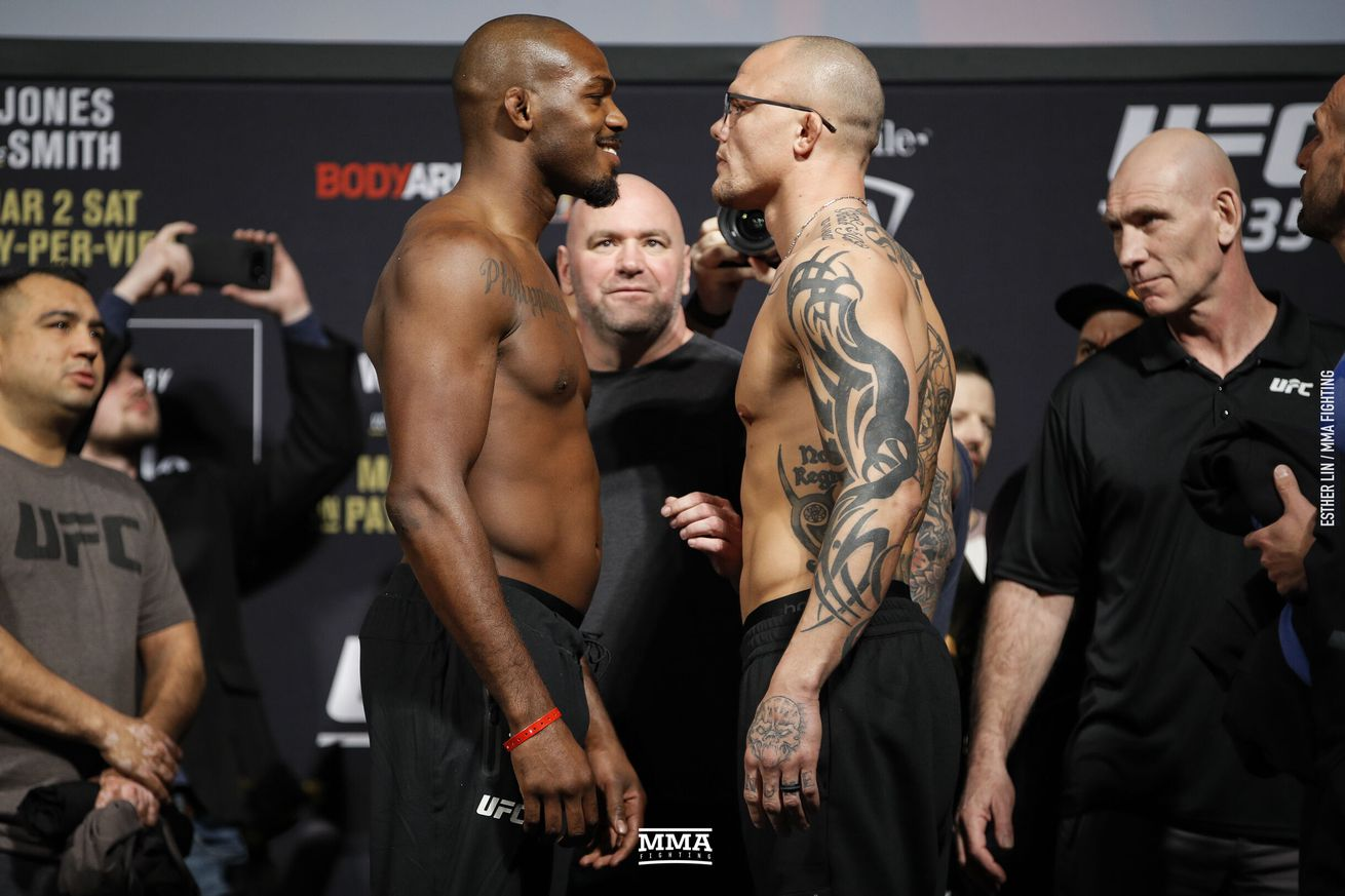 ufc 235 pay per view