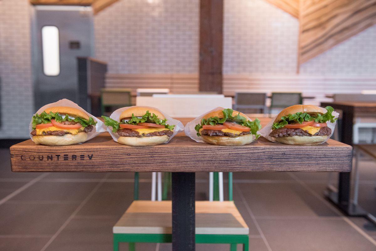 Shake Shack S First Seattle Restaurant Is Open Morgen Schuler For Eater