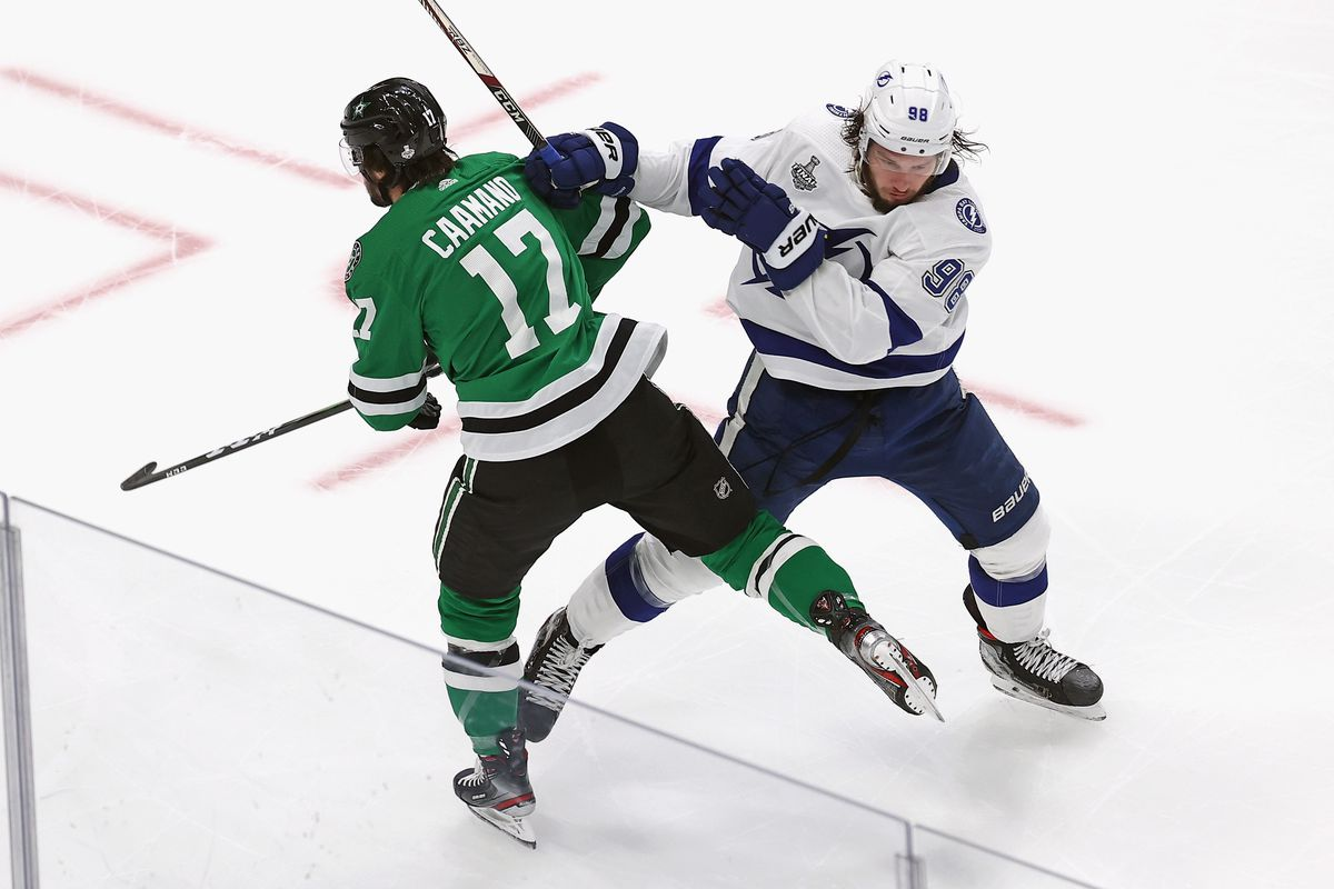 2020 NHL Stanley Cup Final - Game Three