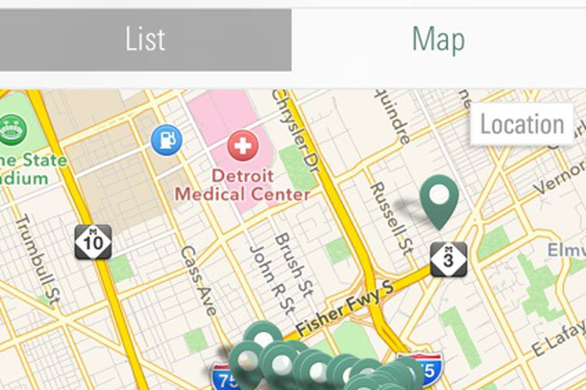 DetroitCity App.