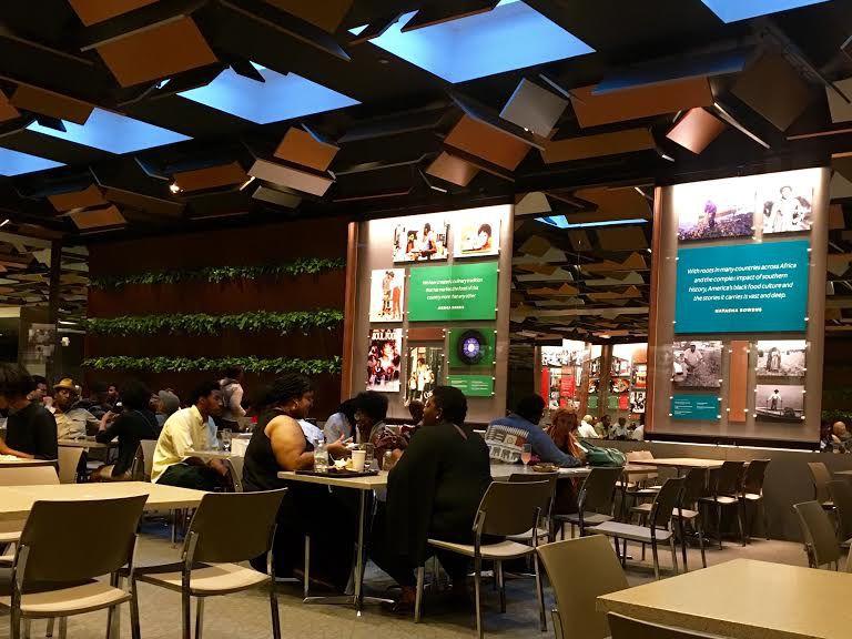 Inside Sweet Home Cafe [Photo: Tierney Plumb/Eater.com]