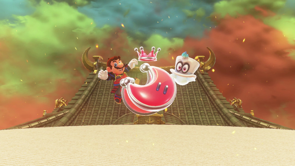 Super Mario Odyssey Guide Bowser S Kingdom All Power Moon Locations