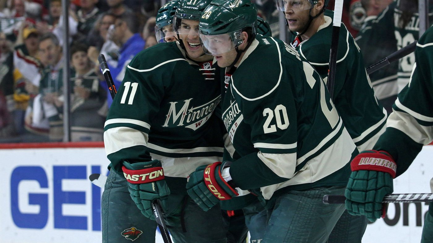You Can t Buy A Cup  Do Parise and Suter Doom Minnesota s Cup Hopes ... 97498e790