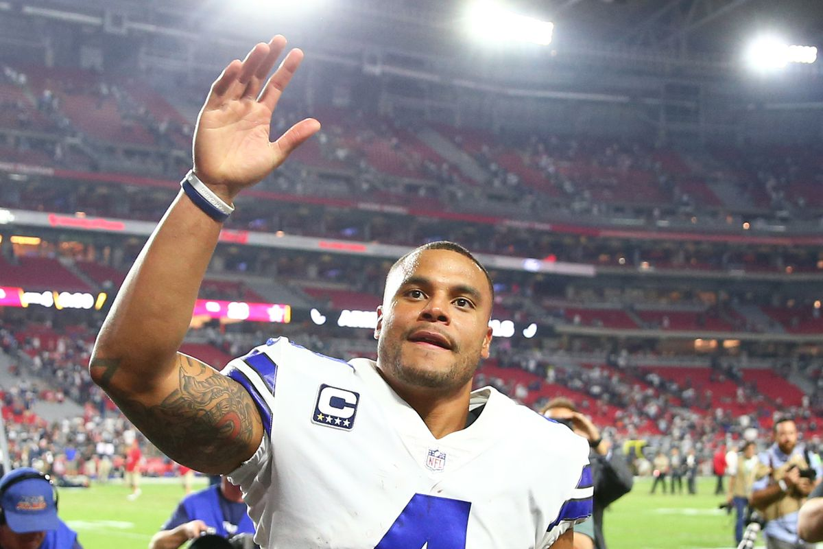 cheap for discount 45e88 cd6b7 How much power does Dak Prescott have in negotiations with ...