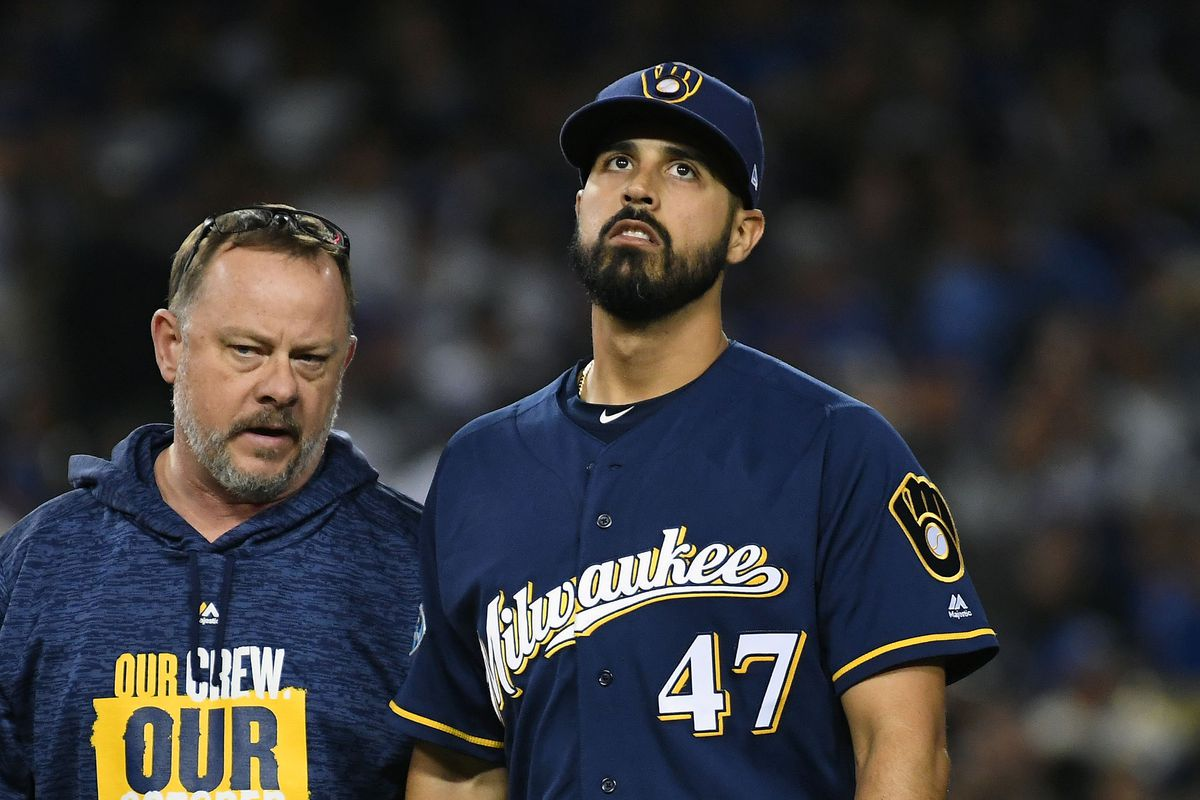 Yankees have reportedly made an offer to Gio Gonzalez