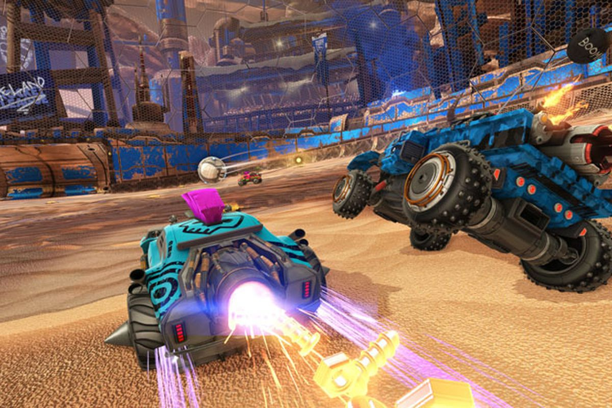 Rocket League Developers Reveal Nintendo Approached Them Regarding Switch Port