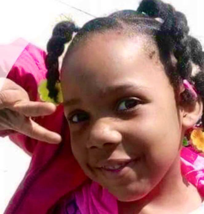 Natalia Wallace, 7, was shot to death July 4 while playing on a sidewalk with other children in front of her grandparents' home on the West Side. Three men have been charged with murder in Natalia's death.