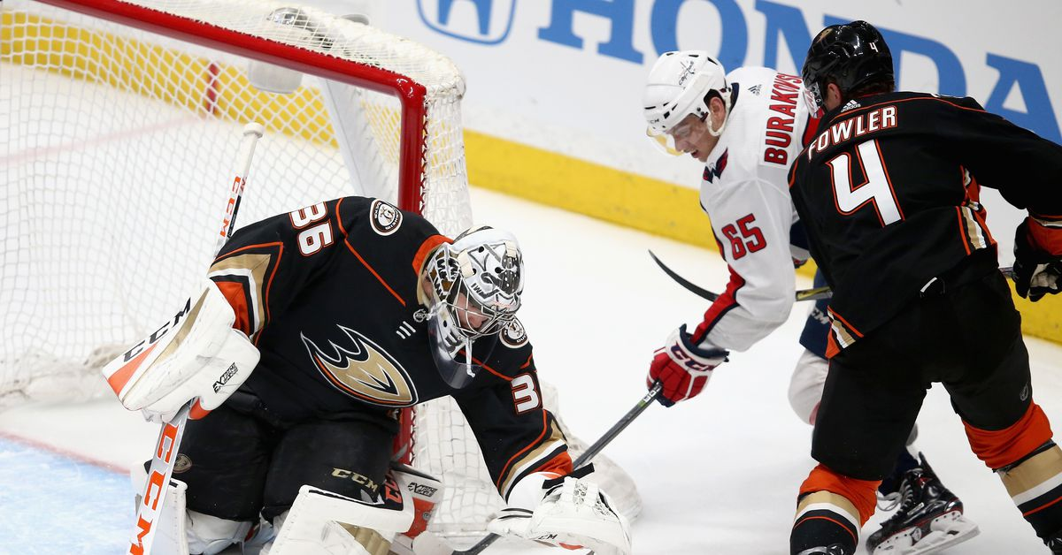 Cam Fowler and John Gibson Out Due to Injuries - Anaheim ...