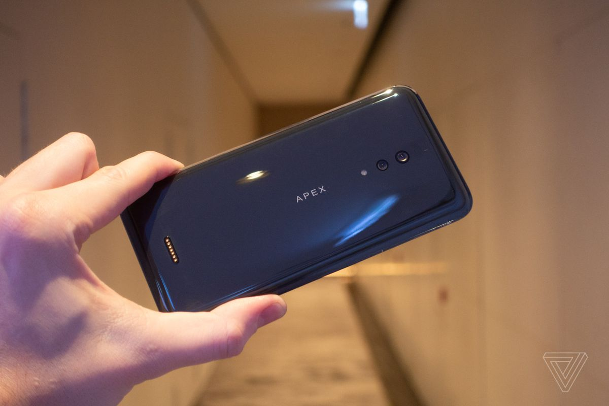 Why Vivo thinks port-less phones are the future - The Verge