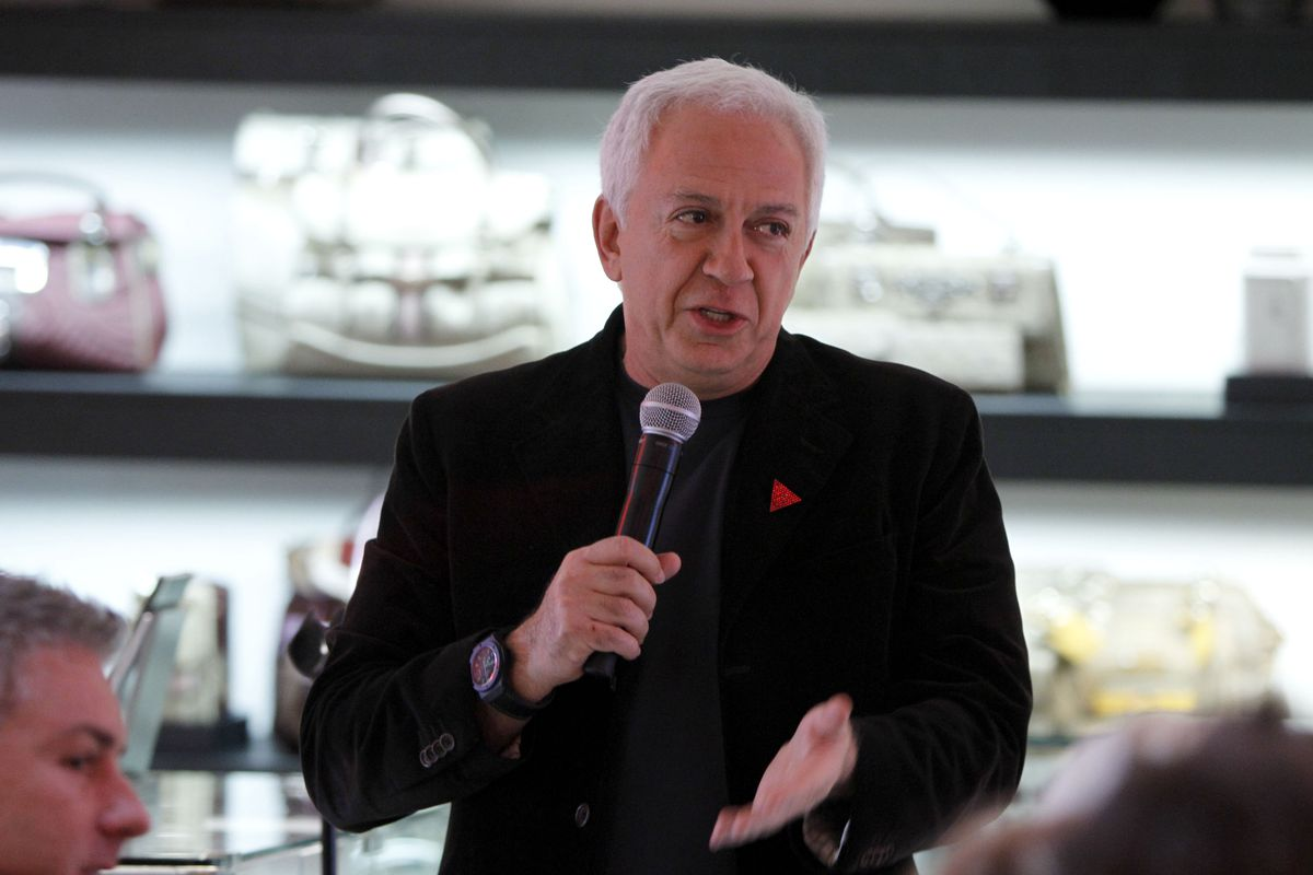 Paul Marciano of Guess.