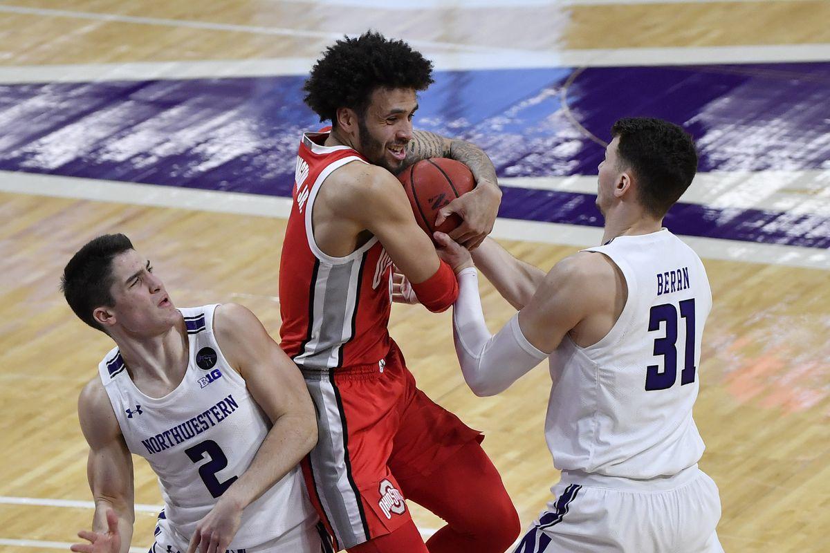 NCAA Basketball: Ohio State at Northwestern
