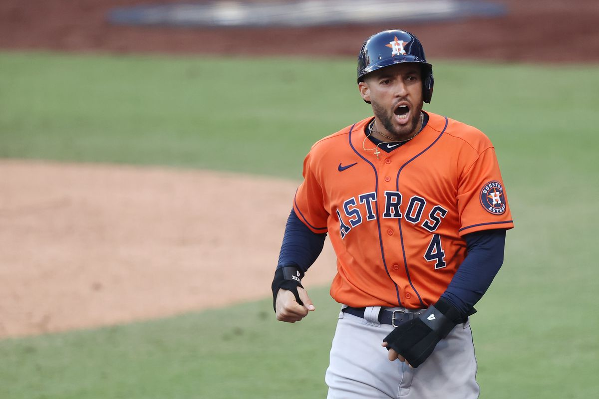 Outfielder George Springer has agreed to a $150 million, six-year contract with the Toronto Blue Jays.