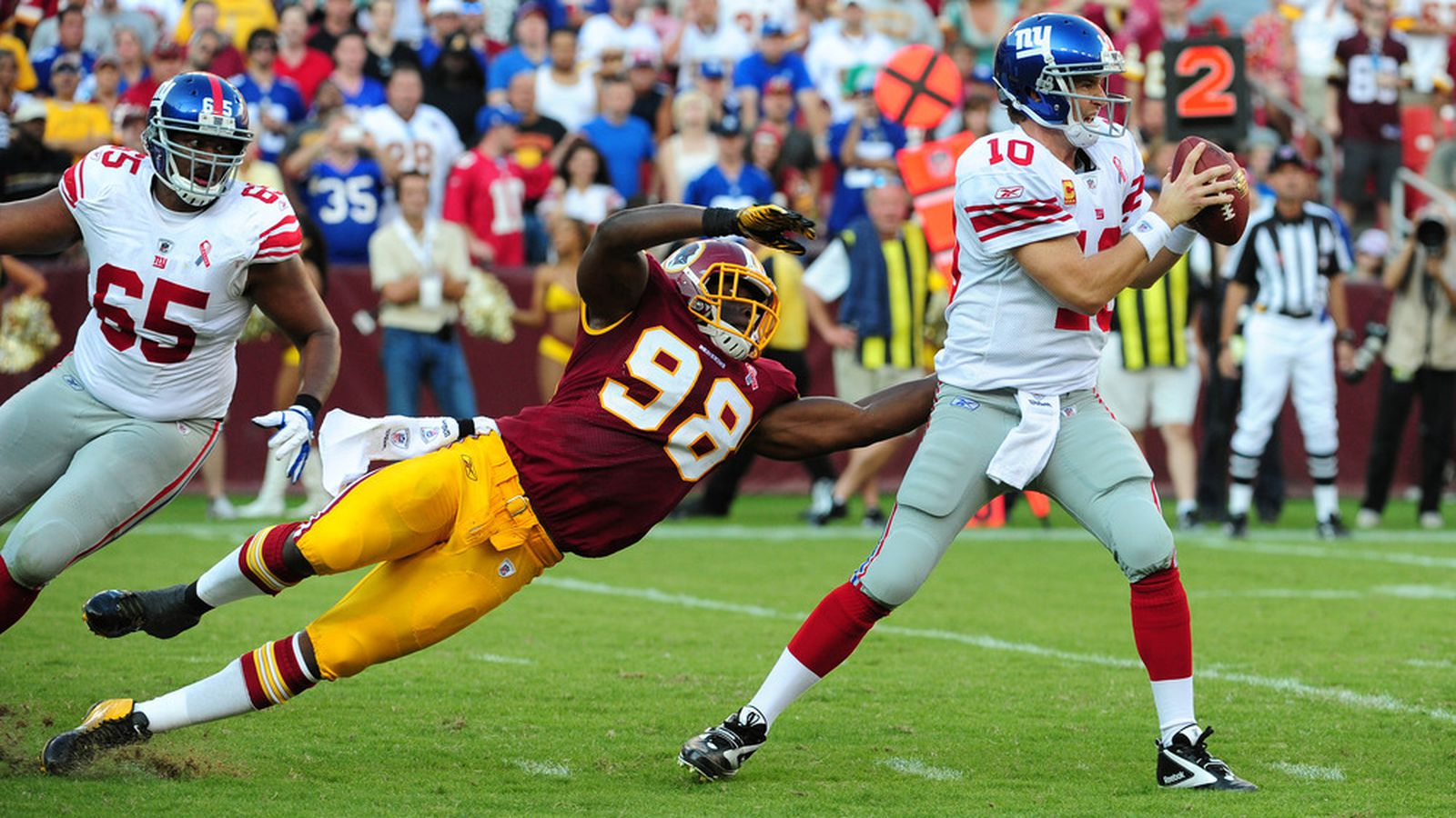 Redskinscom the official source of the latest Redskins news schedule tickets roster videos photos and gameday information