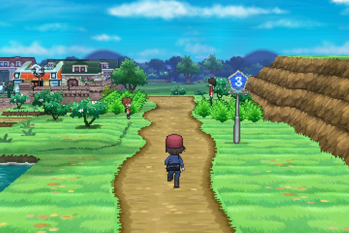 Pokemon X And Y S Player Search System Announced Allows For Easier Multiplayer Polygon