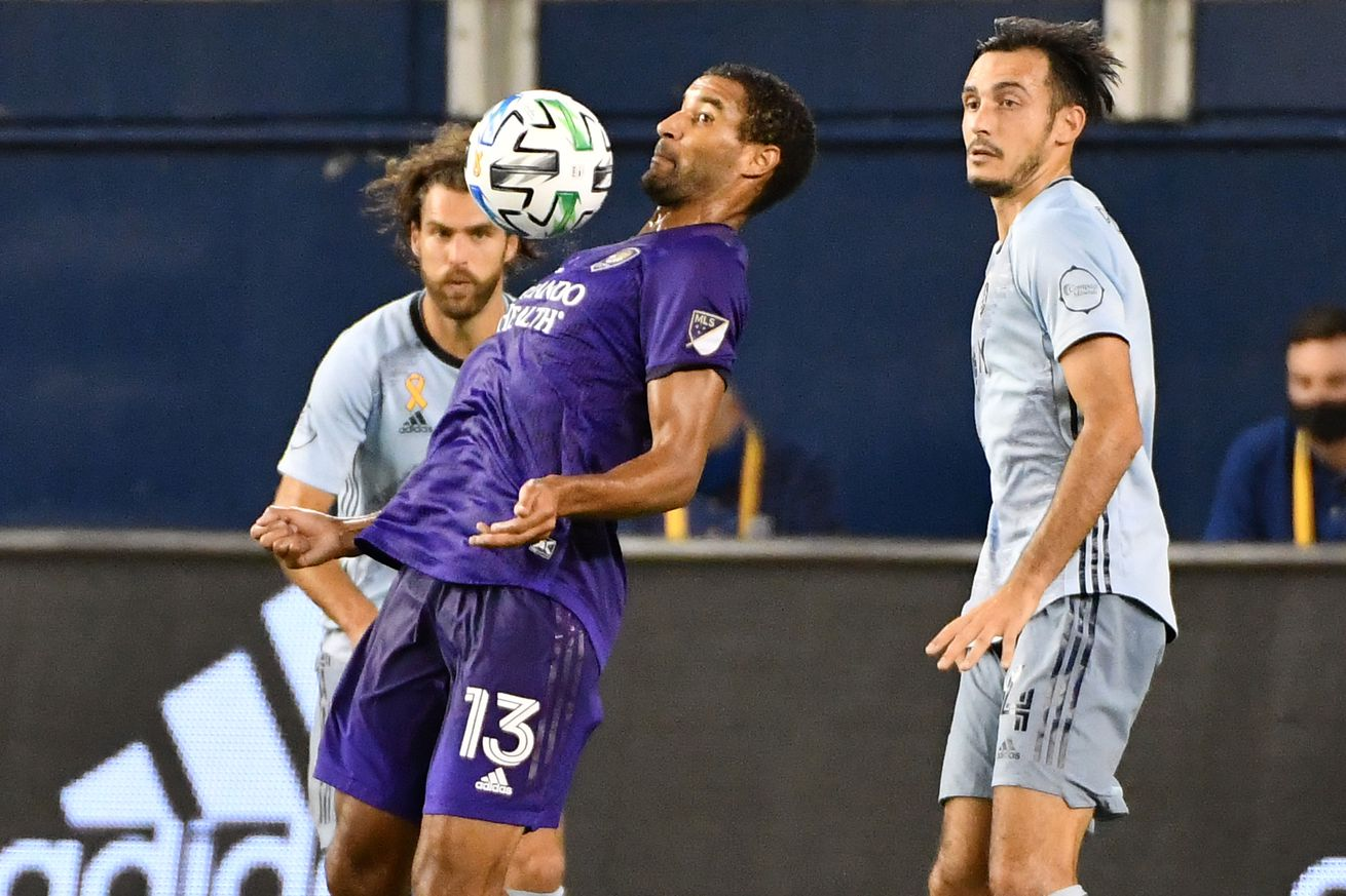 Orlando City SC v Sporting Kansas City