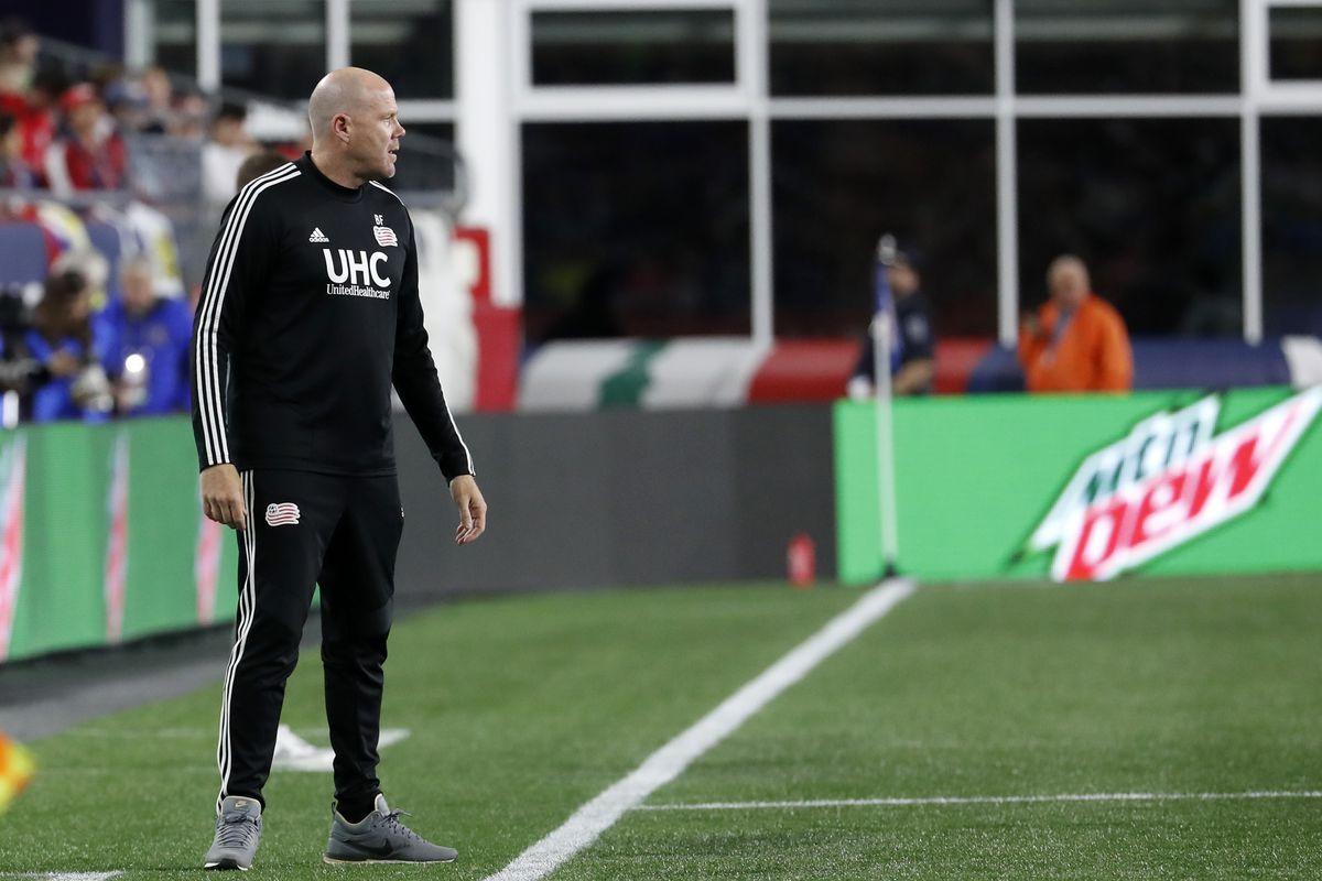 SOCCER: APR 13 MLS - Atlanta United FC at New England Revolution