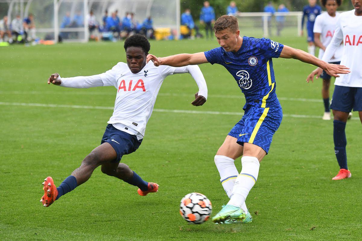 Tottenham Hotspur v Chelsea - U18 Premier League
