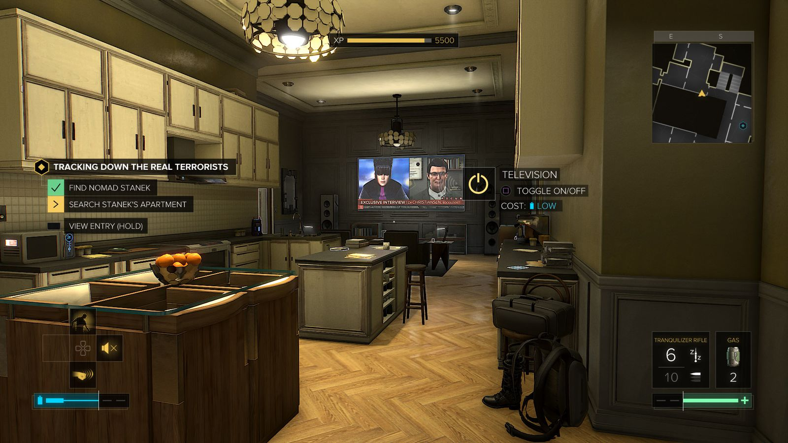 Deus Ex Mankind Divided Find The Control Room