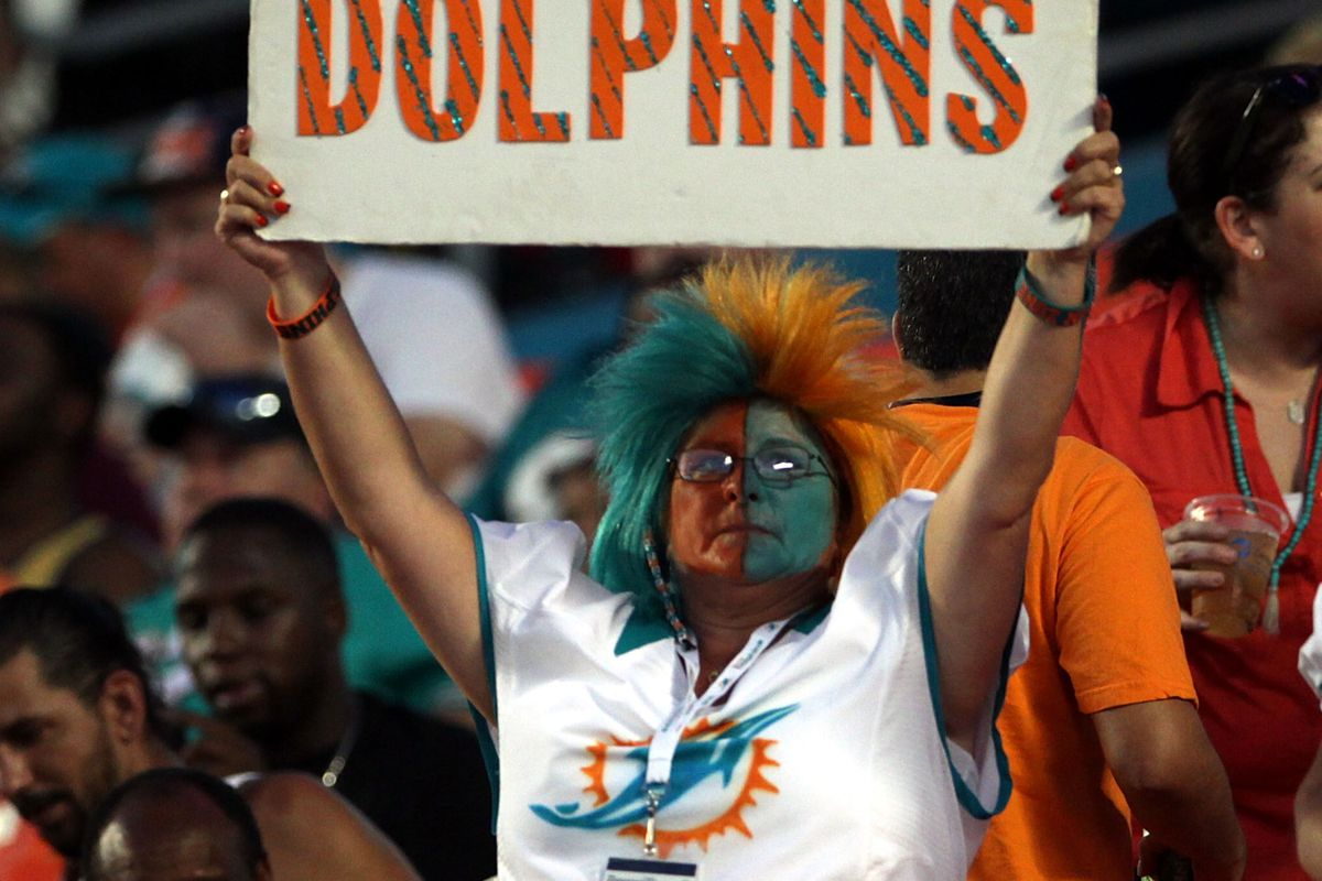 ProFootball Focus is a bit higher on the Dolphins than SBNation