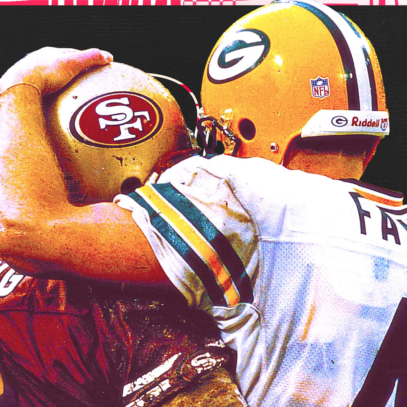 A Look Back At The Intense 49ers Vs Packers History In The Nfl Playoffs Sbnation Com