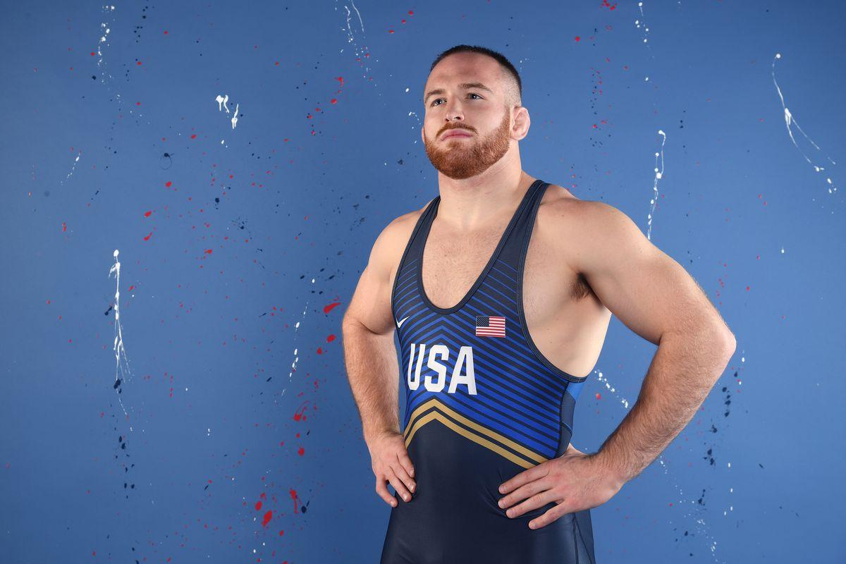 Team USA Portraits For Tokyo 2020