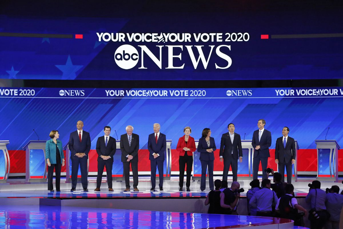 Nra Show 2020.Here S Where Every 2020 Candidate Stands On Guns Vox