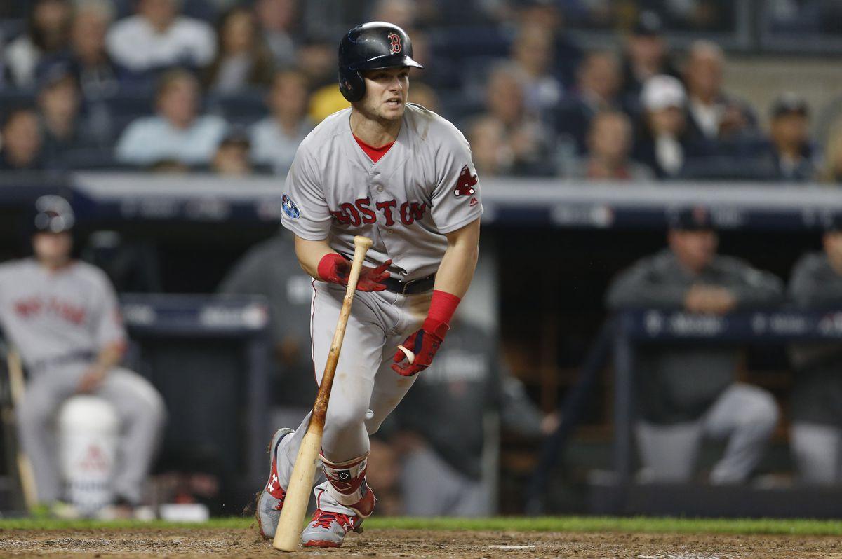 MLB: ALDS-Boston Red Sox at New York Yankees