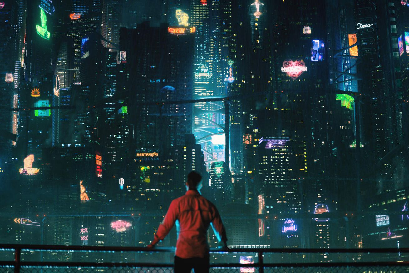 watch the first trailer for netflix s new science fiction show altered carbon