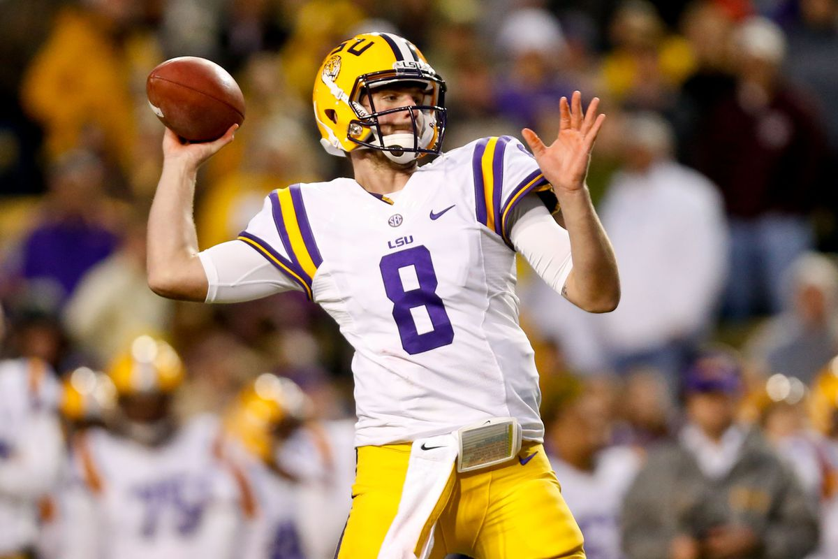 Zach Mettenberger, King of the Seams