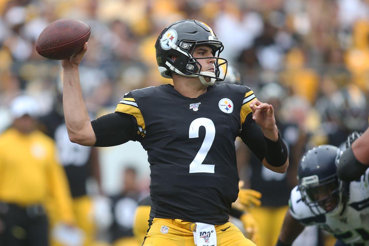 pretty nice 2c181 a129f NFL Power Rankings: Steelers plummet after Ben ...