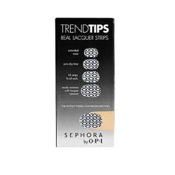 """<b>Sephora by OPI</b> <a href=""""http://www.sephora.com/trend-tips-P299606"""">Trend Tips</a> in Ikat, $6 (on sale from $12)"""